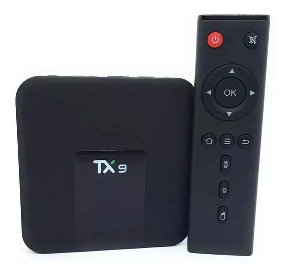 Conversor Smart Tv 2gb Ram 16gb + Teclado Led