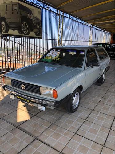 Imagem 1 de 12 de Volkswagen Parati Ls