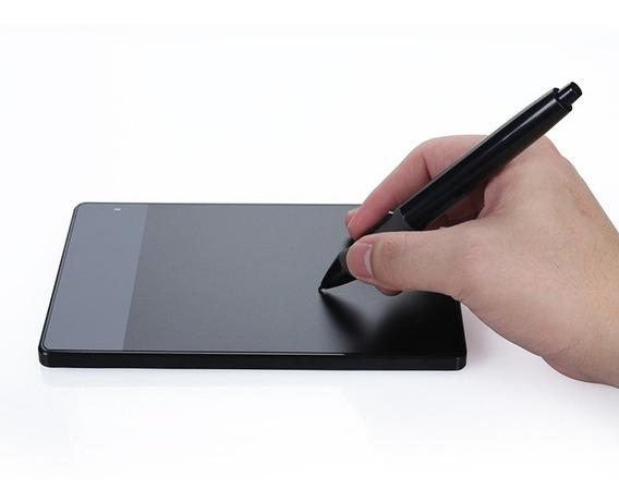 Mesa Digitalizadora Huion 420 Desenho Digital Assinatura