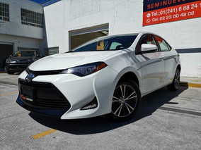Toyota Corolla 1.8 Le Cvt 2017 Financiamiento