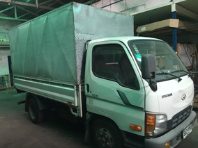 Camión Hyundai Hd45 2010 Caja Cerrada