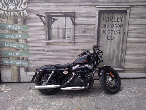 Imagem 1 de 7 de Harley Davidson Sportster Forty-eight