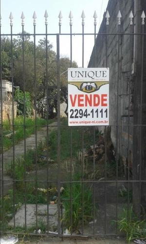 Terreno À Venda, 273 M² Por R$ 450.000,00 - Vila Formosa (zona Leste) - São Paulo/sp - Te0066