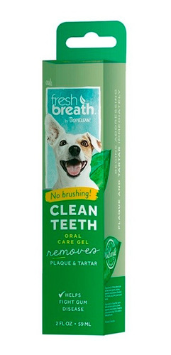 Clean Teeth Gel For Dogs 2 Oz