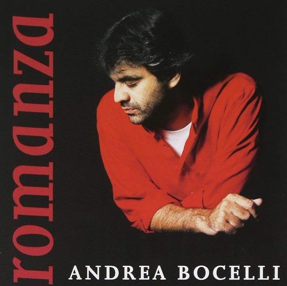 Cd Andrea Bocelli - Romanza -