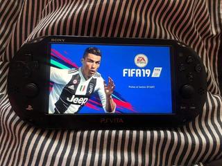 Ps Vita Slim Con Juegos Incluidos