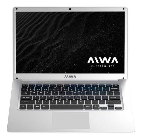 Imagen 1 de 8 de Cloudbook Aiwa 14,1 Intel Celeron 4gb 64gb Ca-141