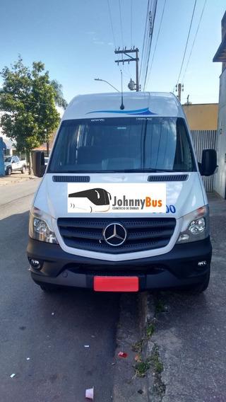 Mercedes Benz Sprinter 415 Cdi Teto Alto 2016/17 Johnnybus