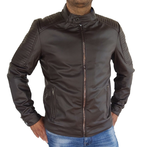 Chamarra Chaqueta Abrigo Para Hombre De Moda Invierno 002