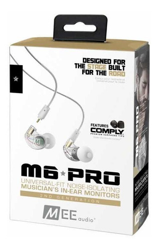 Mee Audio M6 Pro In-ear Monitores 2nd Generación