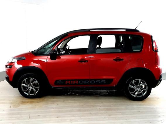 Citroën Aircross Live 1.6 Flex 16v 5p Aut. - Vermelho -...