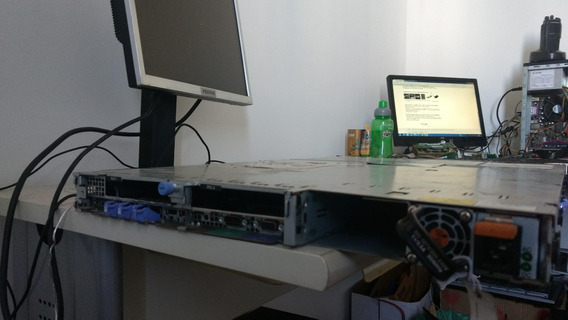 Servidor De Rack Ibm System X3550 Quadcore 2.0 Ghz 12 Mb L2
