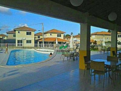 Casa Residencial Para Venda E Locação, Abrantes, Camaçari - Ca1016. - Ca1016