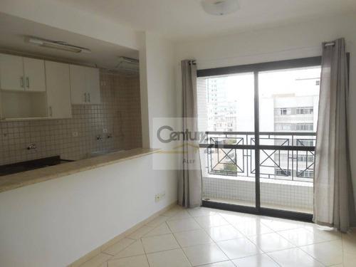 Apartamento Para Alugar, 40 M² Por R$ 2.500,00/mês - Higienópolis - São Paulo/sp - Ap1630