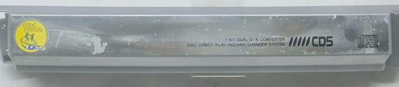 Acabamento Do Cd Micro System Aiwa Nsx-t9 ;e6090