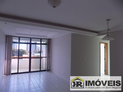 Apartamento Para Locação Em Teresina, Horto, 3 Dormitórios, 1 Suíte, 1 Banheiro, 1 Vaga - 1434