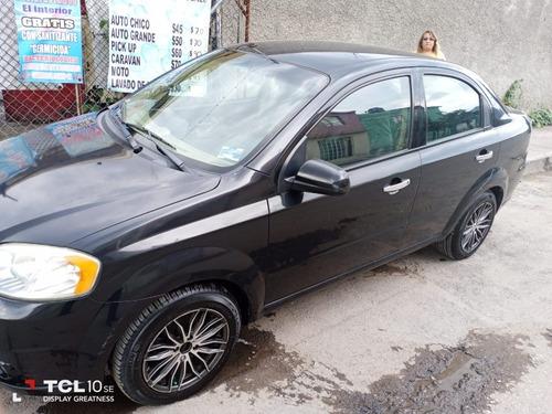 Imagen 1 de 15 de Chevrolet Aveo 2011 1.6 E Abs 5vel Ee Ba Mp3 R-15 Mt