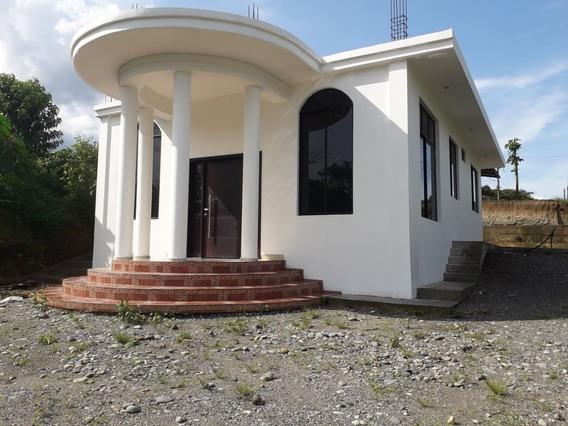 Vendo Casa Nueva En La Ciudad De Tena