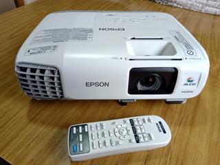 Proyector Epson X17 + Soporte Techo + Pantalla 120 + Dvd