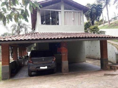 Chácara Residencial À Venda, Jardim Paraiso, Mairiporã. - Ch0083
