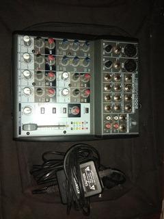 Mixer Behringer Xenyx 1002