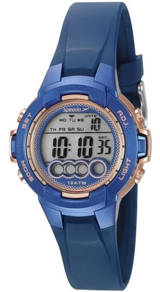 Relógio Speedo Digital Feminino/infantil 65099l0evnp2