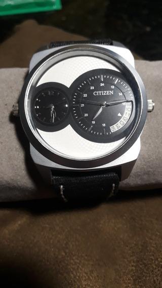 Relógio Citizen Dual Analógico