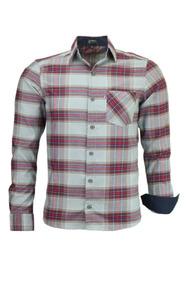 Camisa Amil Laredo Slim Masculina M Longa Lançamento 2019