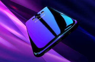 Funda Floveme Blue Ray Espejada Samsung Galaxy Note 8