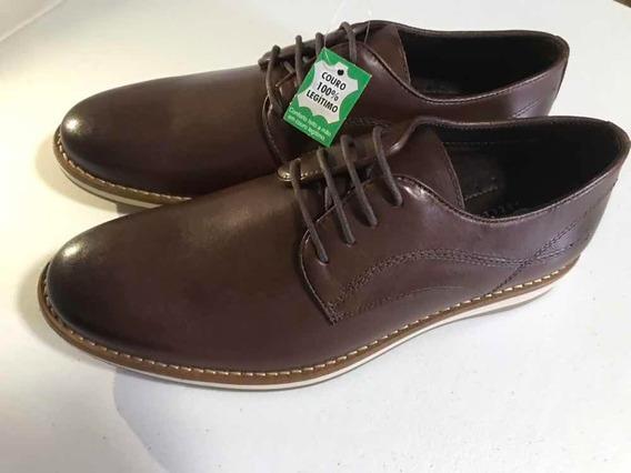 Sapato Social Marrom Tam 39