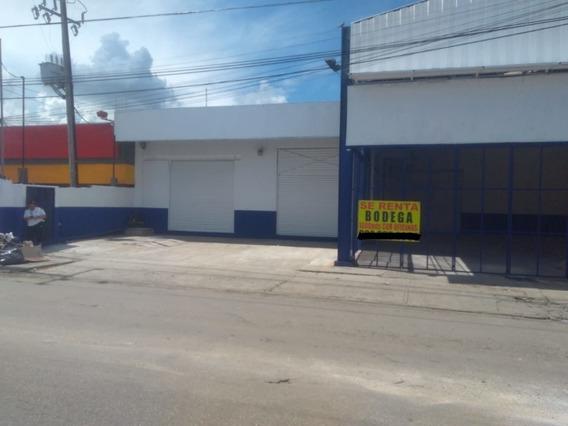 Bodega Con Oficinas En Venta En Cancún C2324