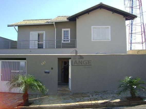 Casa À Venda, 400 M² Por R$ 1.200.000,00 - Parque Das Universidades - Campinas/sp - Ca12863