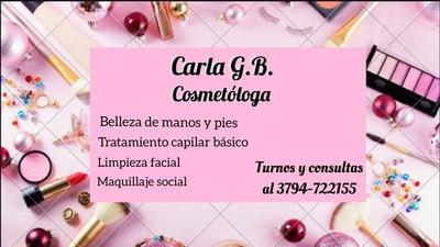 Servicio Cosmetologico