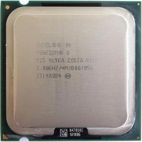 Processador Pentium D 925 Sl9ka, 3,0ghz/4m/800 /05a