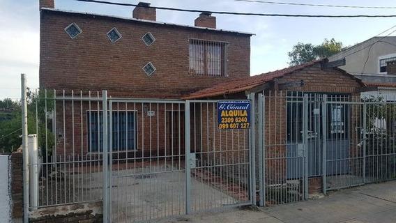 Casa 2 Plantas 3 Dorm, 2 Baños, Patio, Garaje Sobre Llupes.