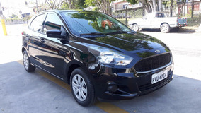 Ford Ka Hatch 2015 Completo 1.0 Flex Impecavel Novo