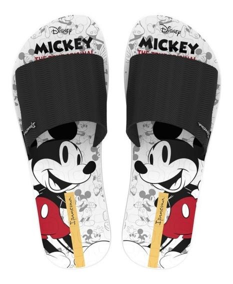 Chinelo Feminino Mickey Minie Disney Slide Gaspea 26425