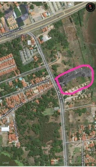 Terreno À Venda, 10600 M² Por R$ 4.783.950 - Lagoa Redonda - Fortaleza/ce - Te0434