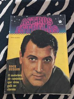 Revista Astros E Estrelas 24 Rock Hudson Ator De Cinema Gato