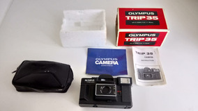 Máquina Fotográfica Olympus Trip 35 Leia A Descrição