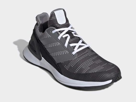 Tenis adidas Originales Rapidarun Knit J