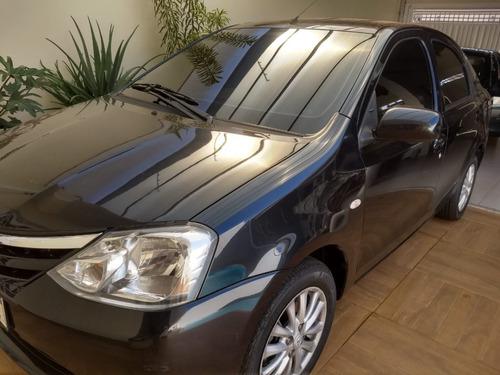 Toyota - Etios Sd Xls 1.5 16v Completo