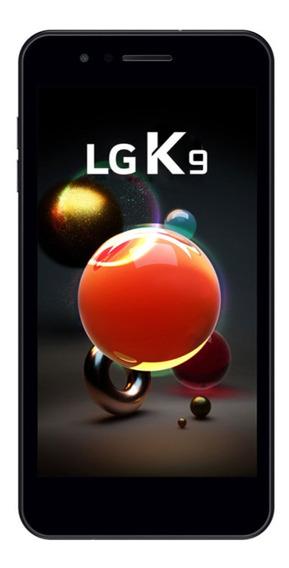 Celular Lg 5 Pulgadas Hd Liberado Black K9 Lm X210rm