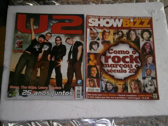 19 Revistas De Rock,mpb,diversos Ritmos Por R$ 30,00