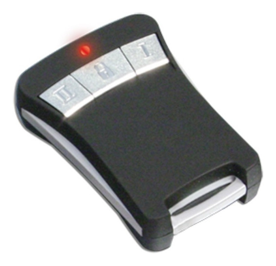 Control Remoto Transmisor 3 Canales Garnet Alonso Tx-200