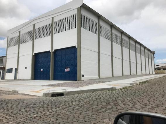 Galpão Em Emaús, Parnamirim/rn De 500m² Para Locação R$ 14.000,00/mes - Ga330690