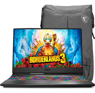 Laptop Gamer Msi Alpha 15 Ryzen7 3750h 8gb 1tb 128gb 15.6