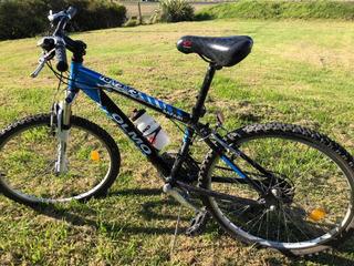 Vendo Bici Safari Olmo Usada Casi Nueva Cambios Shimano