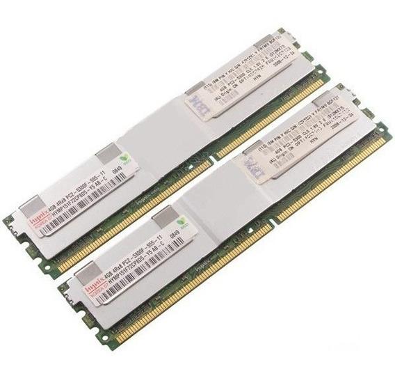 Ibm 8gb (2x4gb) Ddr2 Fbdimm X3400 M0 X3500 X3550 M0 X3650 M0