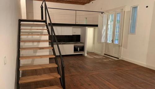 Loft Duplex Amplio A Estrenar San Telmo